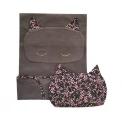 Kit couverture et oreiller – Lichen1
