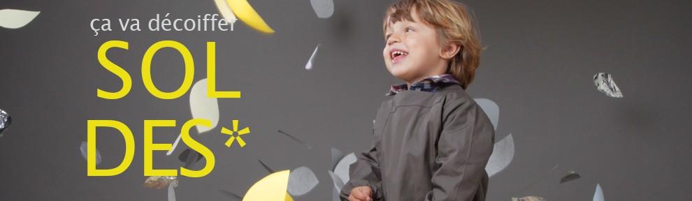 Du 7 janvier au 17 février 2015, offre valable sur une sélection de blouses, tabliers d'école cartables et accessoires scolaire