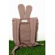 Sac à dos crèche Bunny – Taupe