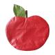 Trousse scolaire plate Pomme