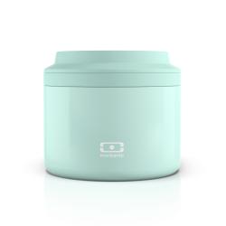 Mon Bento-Le bento isotherme pour enfant-Vert Matcha