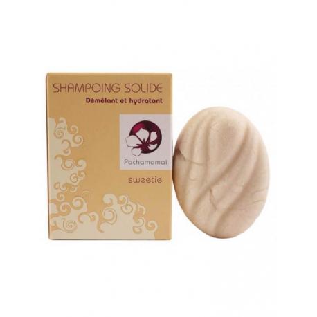 Petite section-SWEETIE-Le shampoing hydratant solide vegan pour enfant de Pachamamai