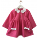 Tablier ecole fille Daisy - Rose - Petite section