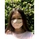 Masque Barrière Junior (6 à 12 ans) - liberty rose