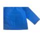Tablier école mixte à personnaliser - Bleu