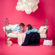 Gamme au dodo : la couverture et l'oreiller deviendra un doudou bien chaud pour la sieste des écoliers