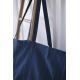 GRAND CABAS-Bleu marine