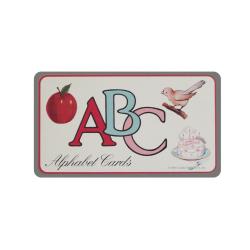 Boîte de cartes ABCédaire-anglais